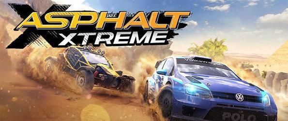 Asphalt Xtreme - Put your driving skills to the test on the curviest off road tracks in Asphalt Xtreme.
