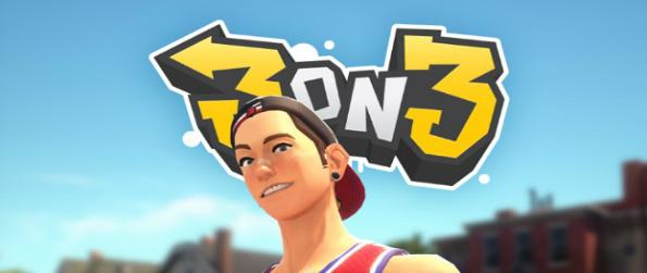 3on3 Freestyle - Sink treys, shoot some hoops, posterize your opponents, and become the MVP on 3on3 Freestyle basketball!