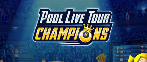 Pool Live Tour Champions - Find out if you have what it takes to be a pool champion.