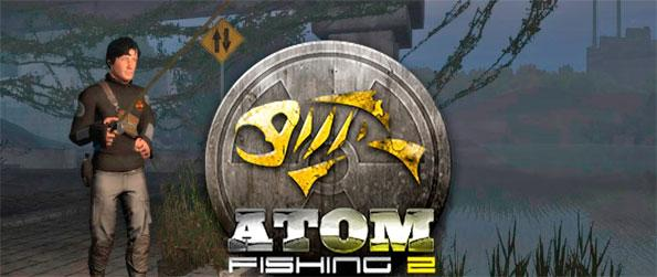 Atom Fishing II - Fish to your heart's content and aim to become the ultimate angler in Atom Fishing II!