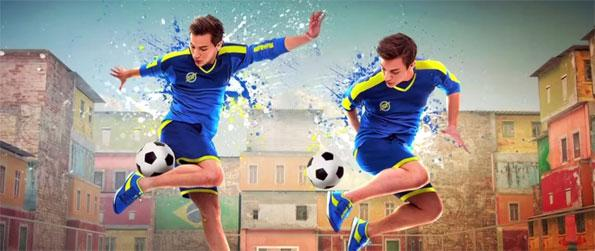 SkillTwins Football Game - Dodge the opponents with the craziest skills and tricks in SkillTwins Football Game.