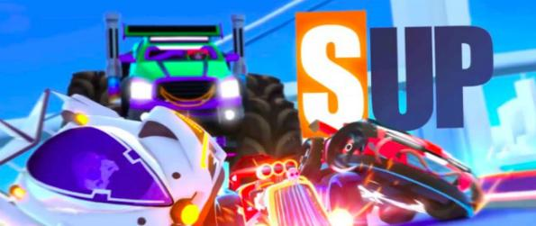 SUP Multiplayer Racing - Soup and rev it up in SUP Multiplayer Racing and leave your rivals eating your dust.