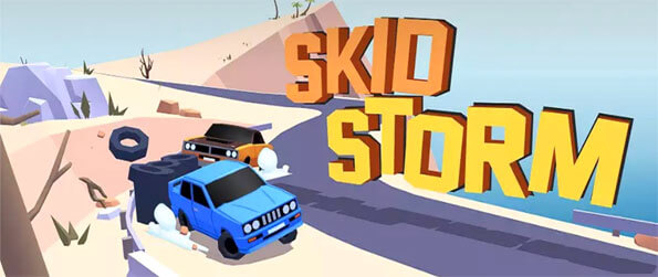 Skidstorm - Immerse yourself in this captivating racing game that you can enjoy on the go.