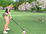 Aiming The Shot in Shot Online Golf: World Championship