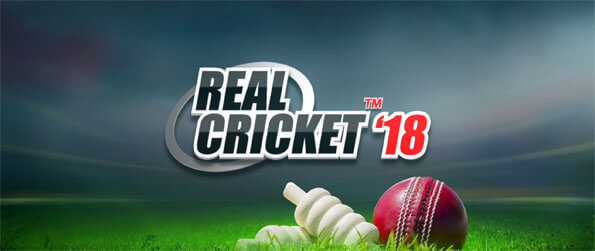 Real Cricket 20 - Enjoy the most realistic cricket experience in Real Cricket 18.