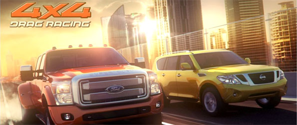 Drag Racing 4x4 - Put your racing skills to the test in this addicting mobile game that doesn't cease to impress.