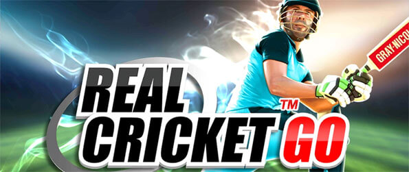 Real Cricket GO - Enjoy this addicting cricket game that offers an authentic and immersive gameplay experience.