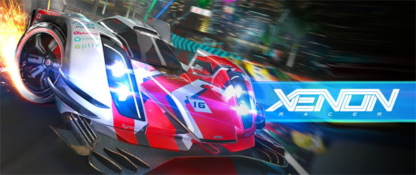 Xenon Racer - Race at breakneck speeds in this highly addicting racing game that truly is like no other.