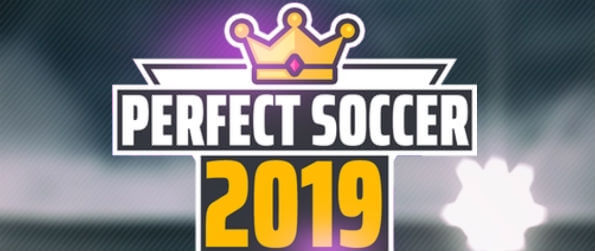 Perfect Soccer - Take up the reins of a manager and reform your club in Perfect Soccer!