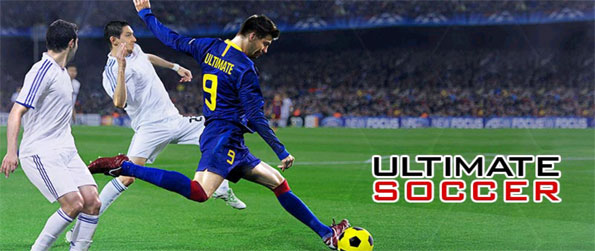 Ultimate Soccer – Football - Play this realistic and immersive football game that'll have you glued to your screen for hours.