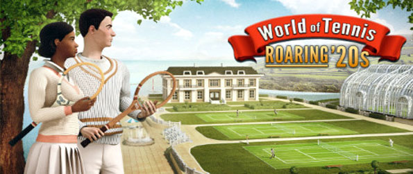 World of Tennis: Roaring '20s - Play this truly phenomenal tennis game that's going to take you back into the 1920s.