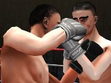 Performing an Uppercut in World Boxing Challenge