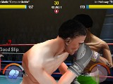 Dodging an Attack in World Boxing Challenge