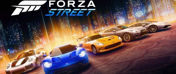 Forza Street - Blaze through the hot streets of Miami at dizzying speed and make a name for yourself!