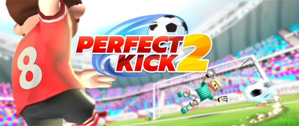 Perfect Kick 2 - Enjoy this refreshing and engaging soccer game in which you'll get to take and defend against free kicks.