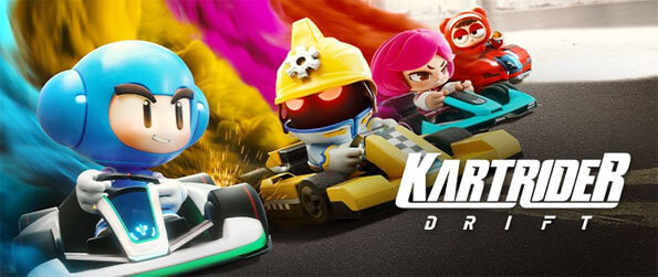 KartRider: Drift - Play this delightful kart racing game and participate in high-octane races across many stunning tracks.