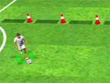 Soccer Mobile training drill