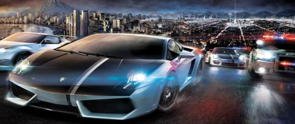 Need for Speed World - Pimp your ride and cruise the town looking for races in this awesome racing MMO.