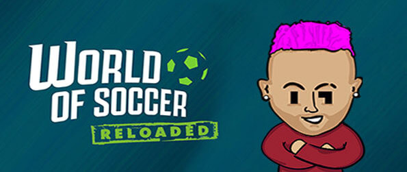 World of Soccer RELOADED - Enjoy this unique and creative football game that offers an experience like no other out there.