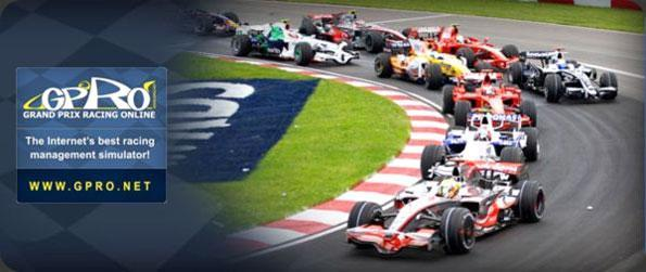 Grand Prix Racing Online - Manage your own formula 1 team in this stunning free game.