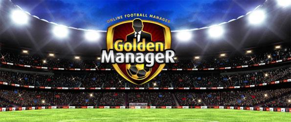 Golden Manager - Manage your players and rise to the top in a stunning football manager game.