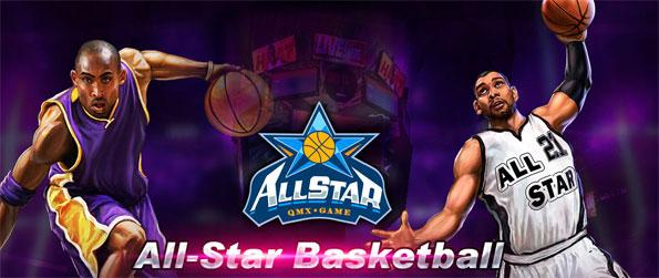 All Star Basketball - Enjoy a brilliant management game set in the fast paced world of Basketball.