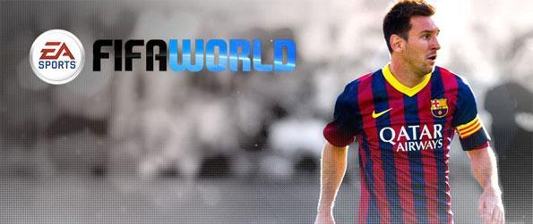 Fifa World - Enjoy a stunning free Football game where you control every aspect of the team.