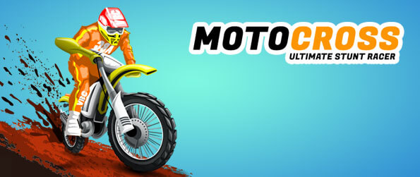 Motocross: Ultimate Stunt Racer - Ride your motocross bike across various locations in this superb game that doesn't disappoint.
