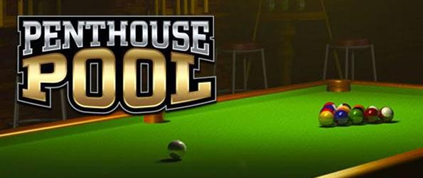 Penthouse Pool Live - Enjoy a brilliant pool game where you can customize your cue and tables.