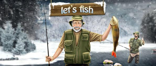 Let's Fish - Travel the world and find fish in some beautiful locations in this amazing free game.