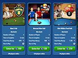 Pool Live Tour Tournaments