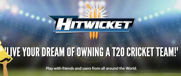 Hitwicket - Become an expert team manager and take your cricket team through the Hitwicket league.