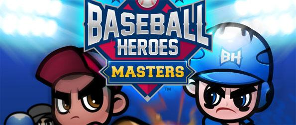 Baseball Heroes Masters - Play this fun and addictive baseball game and show your opponents that you're the best player.