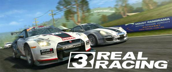 Real Racing 3 - Play this highly realistic racing game that goes above and beyond to provide its players with an immersive experience.