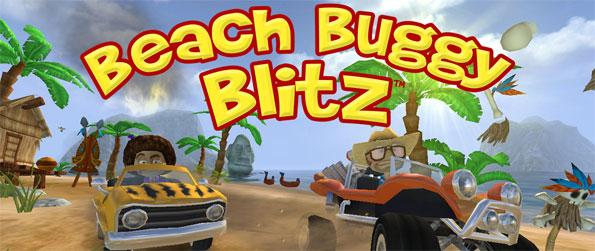 Beach Buggy Blitz - Race in beautifully detailed maps along the beach in this addicting racing game.