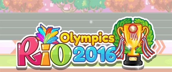 Rio Olympics - Enjoy this awesome game in which you'll get to participate in one of the most prestigious events on the planet.