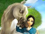 Star Stable White Horse