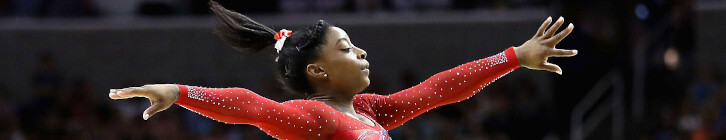 G.O.A.T. Gymnast Simone Biles Teaches Students the First Steps to Winning Gymnastics Gold in Her MasterClass preview image