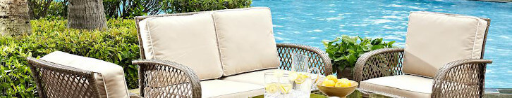 Time to Buy - Enjoy Your Summer Outdoors with Beautiful Patio Furniture from Home Depot