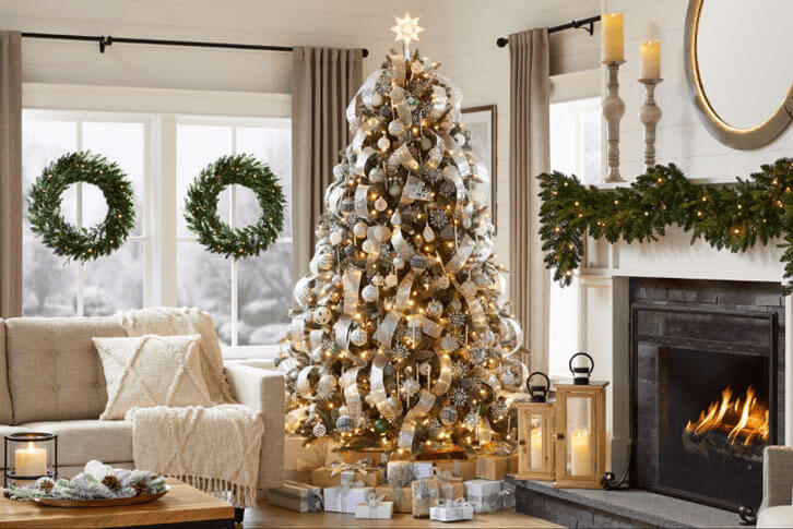 Get the Best Selection of Christmas Decorations at Home Depot!