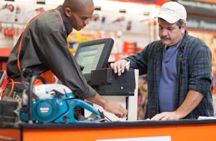 Renting Tools and Equipments from Home Depot