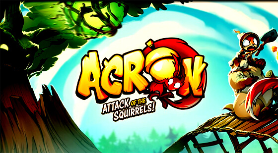 Acron Attack of the Squirrels! VR