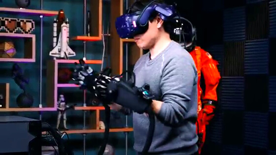 HaptX VR Gaming Future