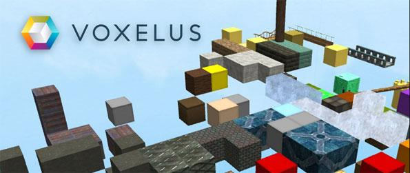 Voxelus - Create your own worlds or experience worlds created by others in this amazingly fun and easy-to-play voxel-based, sandbox VR game, Voxelus!