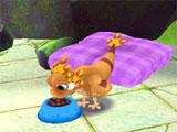 Feeding your pet in Fantasy Pets