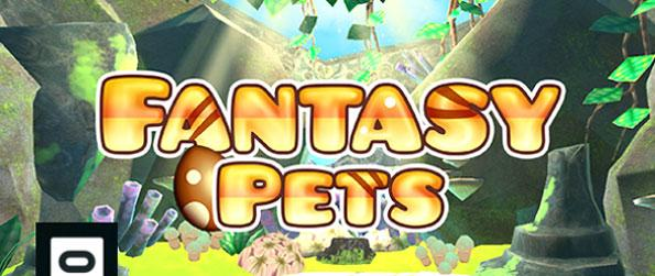 Fantasy Pets - Adopt and raise your very own virtual pet in Fantasy Pets!