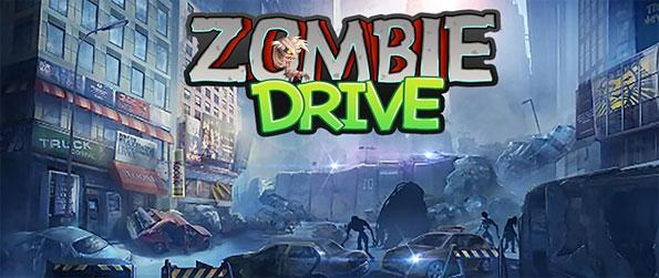 ZombieDrive - Race through the zombie-infested highway smashing into any zombie that stands in your way in ZombieDrive!