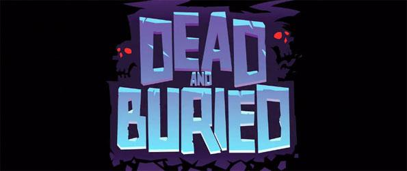 Dead and Buried - Do you have the quickest draw in the Wild West? Play Dead and Buried now and find out!