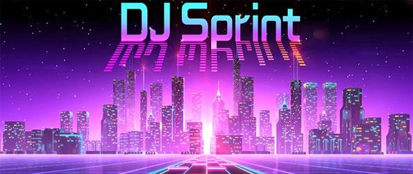 DJ Sprint - Race through a futuristic, neon-lit highway in your very own spacecraft in this rhythm-based VR game!