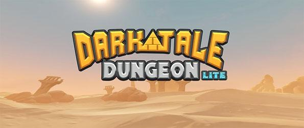 Dark Tale Dungeon Lite - The entrance to the boss' dungeon has been broken! It is up to you to piece together the puzzle and seal the dungeon entrance before it's too late!